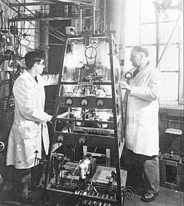 the Baird sound transmitter at Crystal Palace