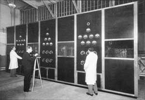 the Baird vision transmitter at Crystal Palace